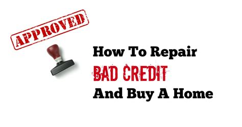 how to fix bad credit to buy a house blog stl real estate