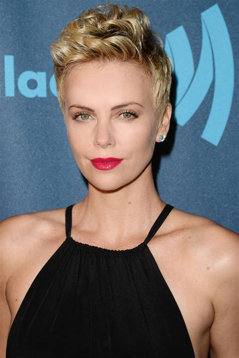 pictures charlize theron hair styles and colors through charlize theron 2014