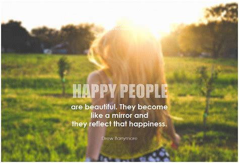Drew Hugh Happy Becomes Them by Drew Barrymore Happy Are Beautiful They Become Lik