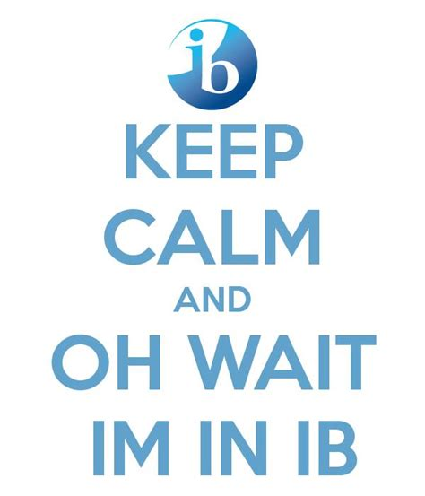 international baccalaureate ib images ib wallpaper and background photos 32560626