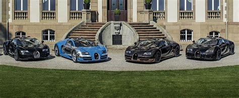 10 best bugatti models of all time alux