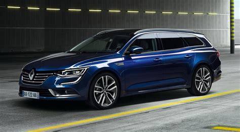 New Renault Talisman Estate First Official Photos And