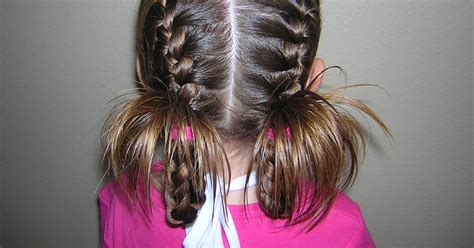 Hairstyles Challenge by Baptism Hairstyle Challenge Hairstyles For