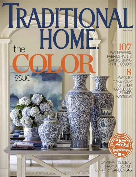 traditional house magazine traditional home tobi fairley