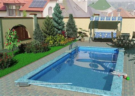 outdoor swimming pool 6 trends in decorating and upgrading backyard swimming pools