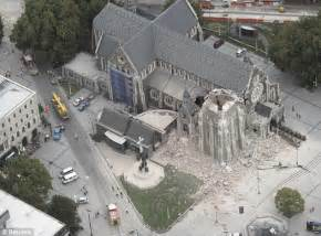 earthquake yesterday nz new zealand earthquake christchurch s street s still