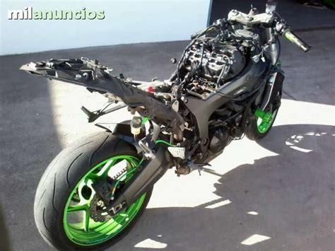 Motorrad Tuning Kawasaki Zx6r by Kawasaki Zx6r 2007 Tuning Motorrad Bild Idee