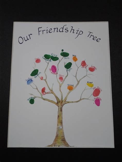 friendship craft for preschool friends theme crafts