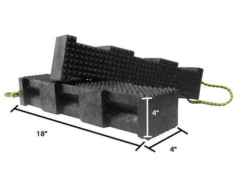 Cribbing Blocks by Ame 15210 Stacker Cribbing Blocks Mile X Equipment