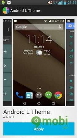 themes android nth install the new interface for android theme android l