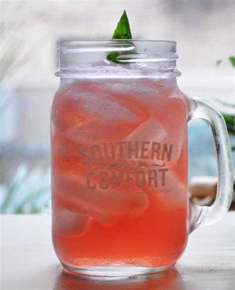 Southern Comfort Cocktail For The River Pinterest