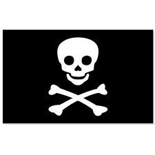 jolly roger boat decal jolly roger decal ebay