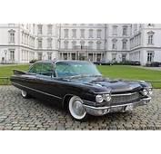 Cadillac DeVille – Bj1960 › Classic Car Events EK
