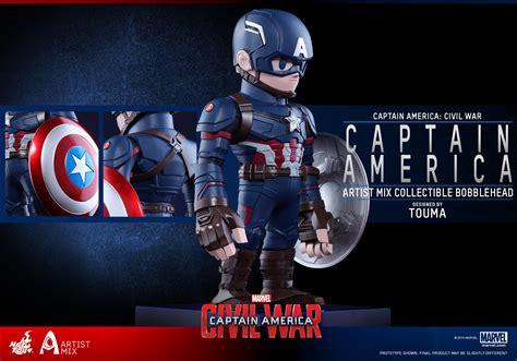 captain mixes captain america civil war