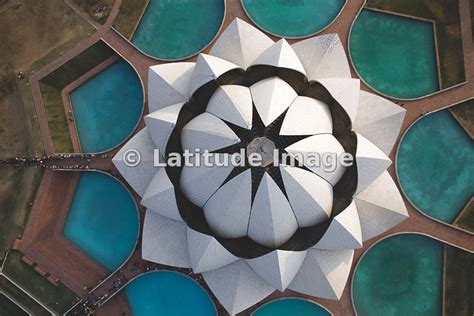 Emberly Top Z By Lotuz latitude image delhi lotus temple aerial photo