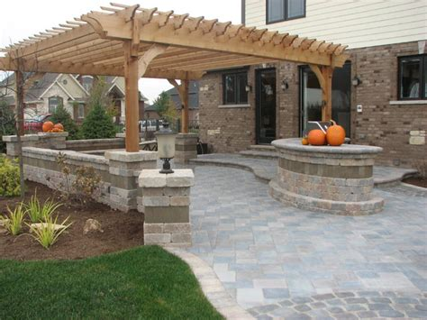 Bars With Patios by Built In Grills Bars Firetables Pits And Other