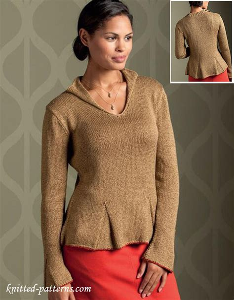 v neck pullover knitting pattern s v neck pullover knitting pattern