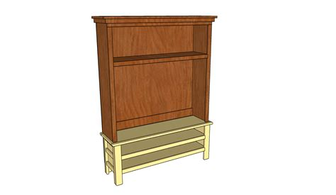 console table plans howtospecialist how to build step media console plans howtospecialist how to build step