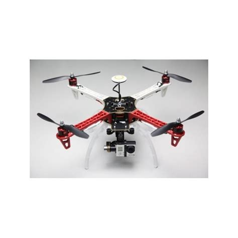 Drone Dji F450 combo f450 v2 naza lite patins d atterrissage dji