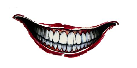 joker mouth tattoo joker tattoo kit suicide squad 32948 911 costume911 costume