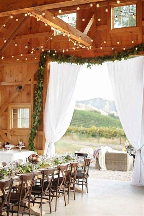 16 rustic barn wedding reception ideas the bohemian wedding