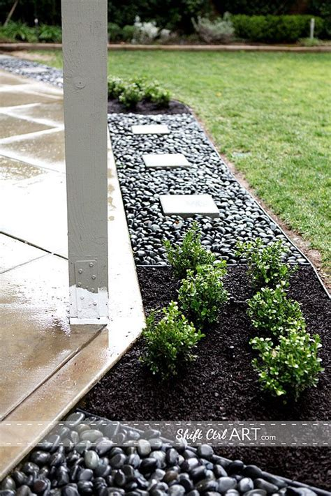 Landscape Edging Ta 25 Best Ideas About Driveway Border On