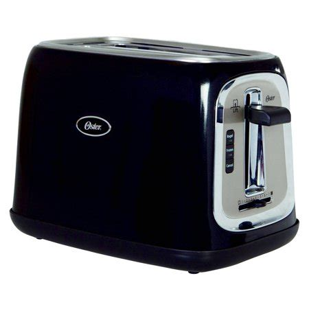 toasters at walmart oster 2 slice toaster black walmart