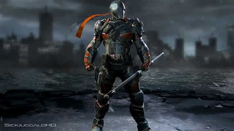 image deathstroke origins jpg arkham batman arkham origins character trophies batman joker