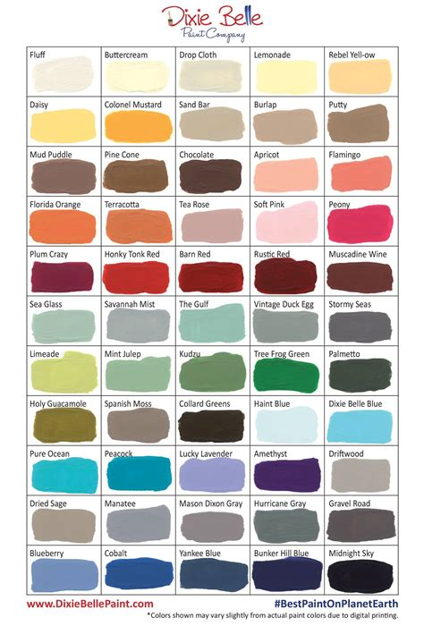 how to paint colors everything about dixie paint is easy peasy except