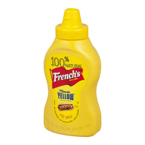 S Classic Yellow Mustard 9 Oz s classic yellow mustard 8 oz prestofresh grocery delivery