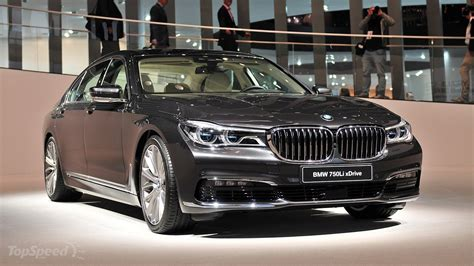 bmw 7 series 2016 bmw 7 series review top speed
