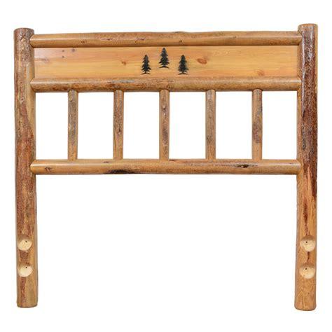 twin log bed yosemite log bed twin