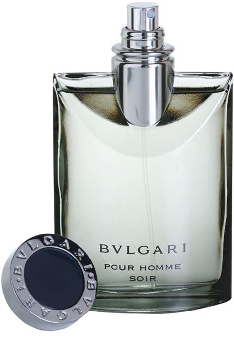 Bvlgari Pour Homme Soir by Bvlgari Pour Homme Soir Eau De Toilette For 100 Ml