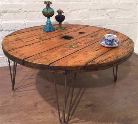 cable reel table best 20 cable reel table ideas on cable reel cable spool ideas and spool tables