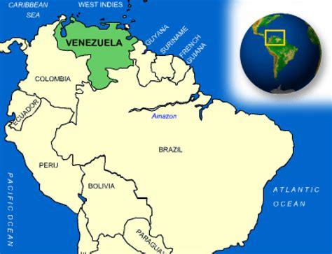 Venezuela Facts, Culture, Recipes, Language, Government