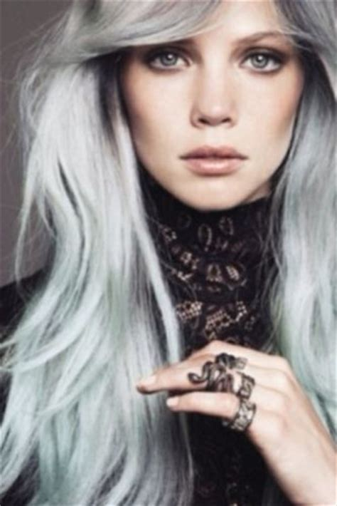 silver hair with pravana pravana chromasilk vivids silver punk emo hair pravana