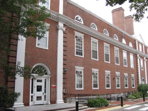 Of Massachusetts Mba by 50 Most Graduate School Buildings In The World