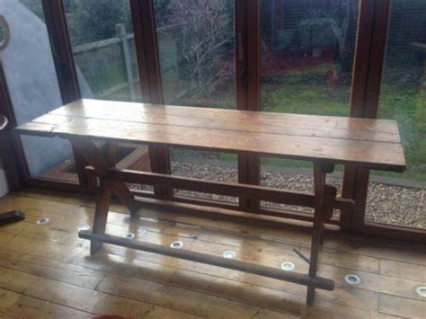 pine kitchen table ebay