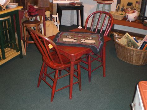 antique childrens table and chairs antique furniture - Antique Childrens Table And Chairs Antique Furniture Kotaksurat.co