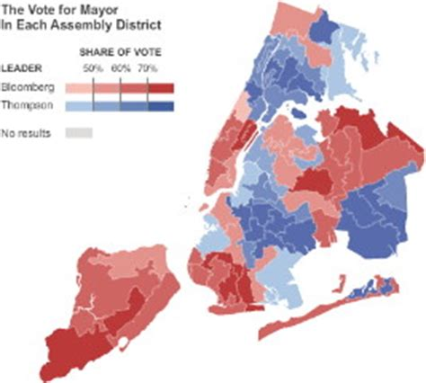 new york times primary results the map room new york times maps the 2009 elections