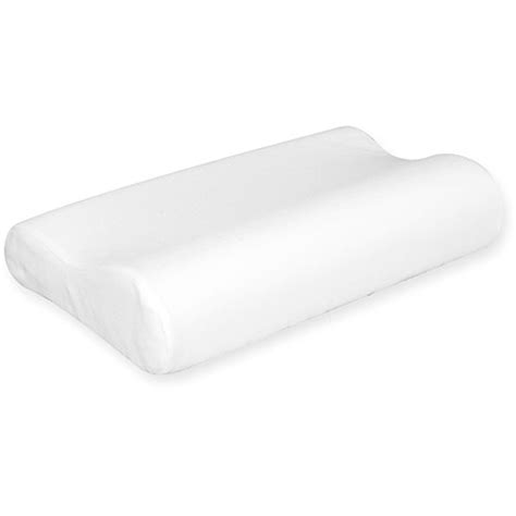 Walmart Pillows Memory Foam by Mainstays Memory Foam Standard Contour Pillow Walmart