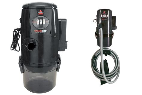 Garage Vac Pro A Wall Mounted Garage Vacuum Provides Car Cleaning