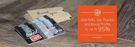 Nift Gift Card - nift give nifts