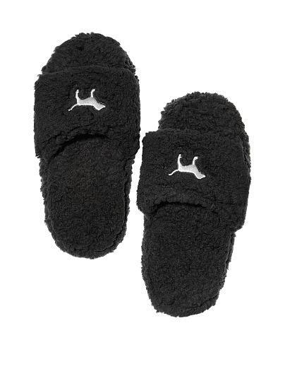 victoria secret house shoes sherpa slippers victoria s secret