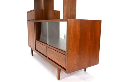 Fantastic Furniture Room Divider One Of A Room Divider Or Credenza At 1stdibs
