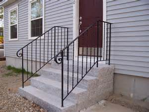 Outdoor Metal Handrail Handrails Railings For Steps Weldor123 S Blog