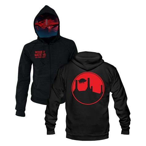 Hoodie Fila Station Apparel power station cut and sew hoodie roger waters store
