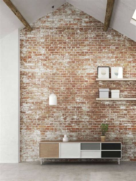 How To Clean An Interior Brick Wall by Best 25 Feature Wall Design Ideas On Bedroom