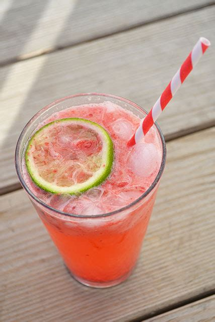 raspberry lime rickey slushies recipe myrecipes thirsty thursday raspberry lime rickey i am a honey bee