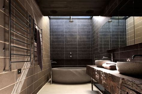 Modern Design Bathroom Adelaide Edwardian Home In Melbourne Gets A Fresh Modern